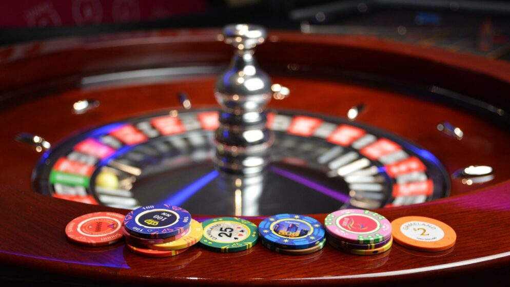 Roulette inglese 318677